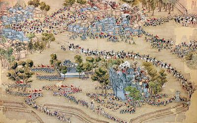 Ching Dynasty Painting - China Taiping Rebellion by Granger
