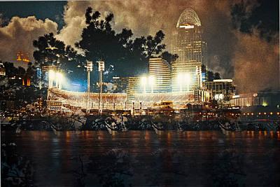 Ohio Photograph - Cincinnati Ohio by Scott Meyer