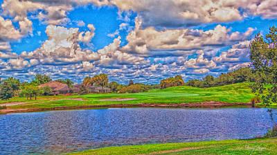 Cloudy Day Original by Dennis Dugan