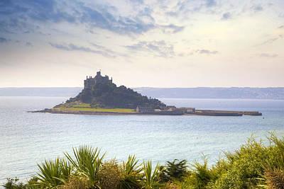 Cornwall - St Michael's Mount Print by Joana Kruse