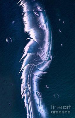 Crystalline Entity Print by Peter Piatt