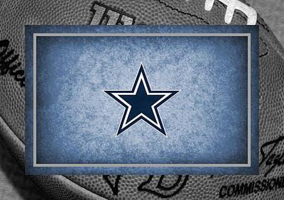 Witten Photograph - Dallas Cowboys by Joe Hamilton