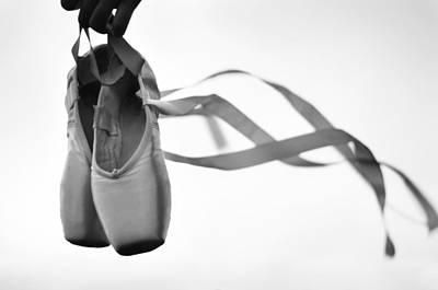 Ballet Photograph - Dance With The Wind by Laura Fasulo