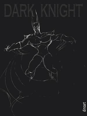 Dark Knight  Original by Jazzboy