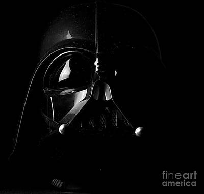 Darth Vader Print by Baltzgar