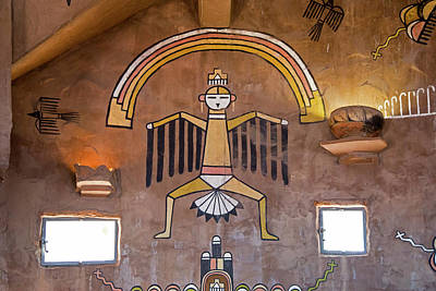 Mural Photograph - Desert View Watchtower by Jim West