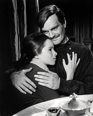 Movies Photograph - Doctor Zhivago  by Silver Screen