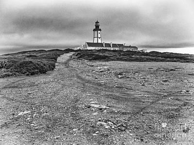 Cape Photograph - Espichel Cape Lighthouse by Jose Elias - Sofia Pereira