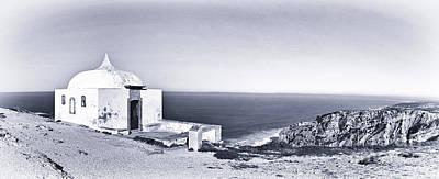 Baroque Photograph - Espichel Cape Sanctuary by Jose Elias - Sofia Pereira