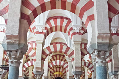 Europe, Spain, Andalucia, Cordoba, La Print by Rob Tilley