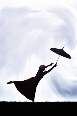 Flying Away Print by Joana Kruse