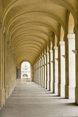 Outdoor Theater Photograph - France, Bordeaux, Grand Theatre De by Emily Wilson