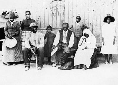 Harriet Tubman (c1823-1913) Print by Granger