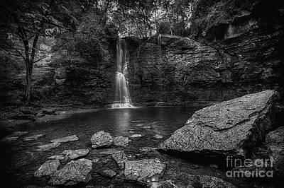 James Dean Photograph - Hayden Falls by James Dean