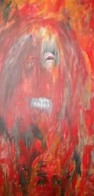 Atlantis Painting - I See You by Randall Ciotti