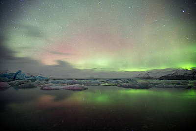 Josh Photograph - Iceland, Jokulsarlon by Jaynes Gallery