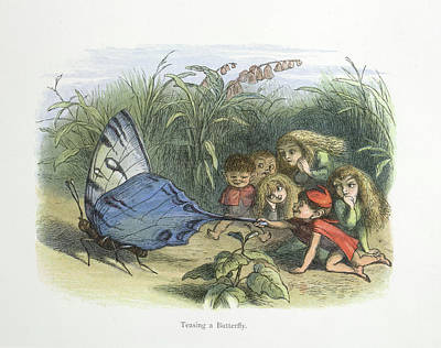 In Fairy Land Print by British Library