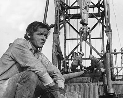 Jack Nicholson Photograph - Jack Nicholson by Silver Screen