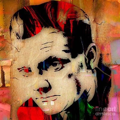 Poster Mixed Media - James Cagney Collection by Marvin Blaine