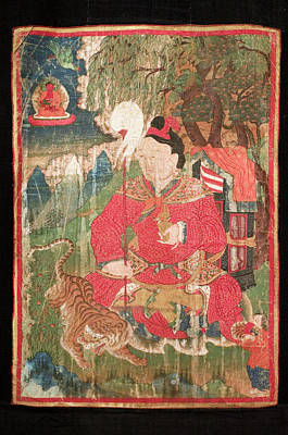 Religious Artist Photograph - Ladakh, India Pre-17th Century by Jaina Mishra