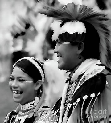 Pow Wow Photograph - Life Is Good by Terril Heilman