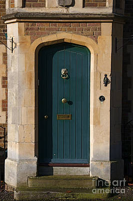 London Doors Print by ELITE IMAGE photography By Chad McDermott