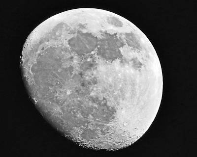 Man In The Moon Photograph - Man In The Moon by Tom Gari Gallery-Three-Photography