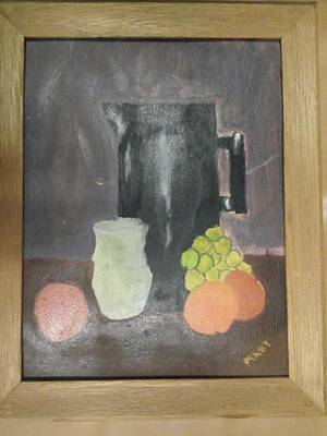 Food And Beverage Painting - #2 by Mary Ellen Anderson