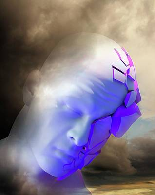 Mental Health Photograph - Mental Health Degeneration by Tim Vernon