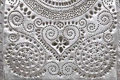 Metal Pattern Print by Tom Gowanlock