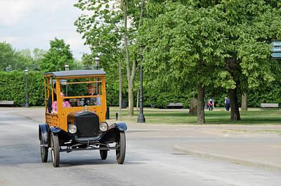 Greenfield Photograph - Michigan, Wyandotte by Cindy Miller Hopkins