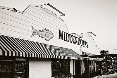 Catfish Photograph - Middendorf's by Scott Pellegrin