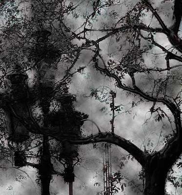 Manipulation Photograph - Mortal Coil by David Fox
