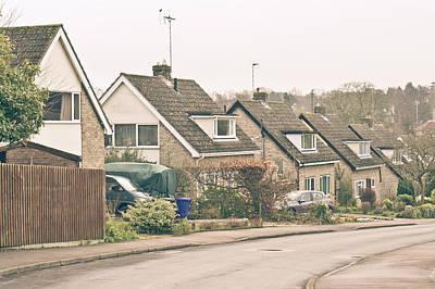 Neighborhood Print by Tom Gowanlock