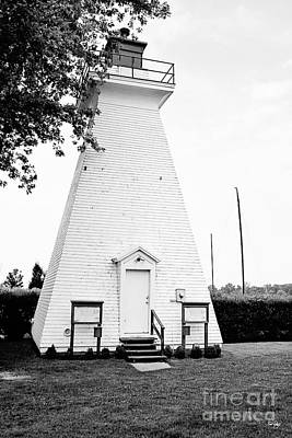 Niagara On The Lake Lighthouse Print by Scott Pellegrin