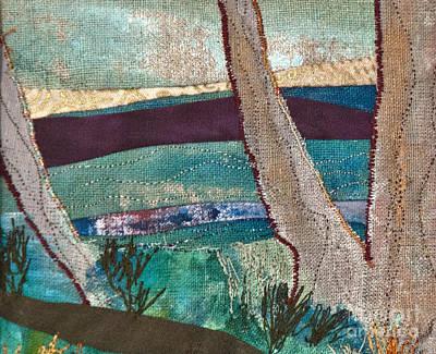 Nisqually 1 Print by Susan Macomson