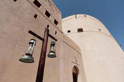 Sergio Photograph - Nizwa Fort, Oman by Sergio Pitamitz