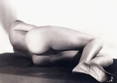 Bare Breasts Photograph - Nude by Sasha Stone