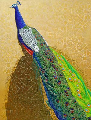 Persian Fashion Print by Vlasta Smola