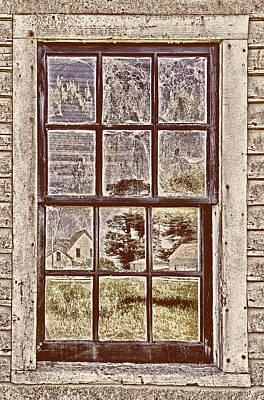 Pierce Point Ranch Print by Robert Rus