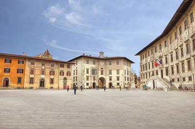 Dells Photograph - Pisa by Joana Kruse