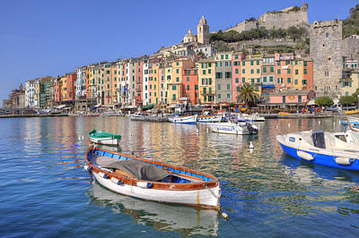 Liguria Photograph - Porto Venere by Joana Kruse
