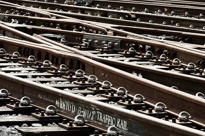Rails Print by Jim Hughes