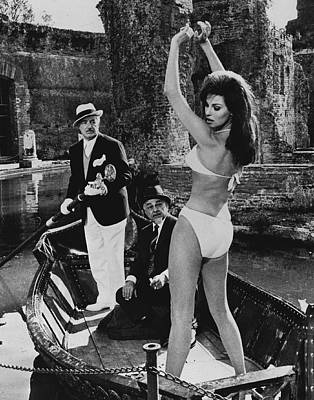 Raquel Welch Print by Retro Images Archive