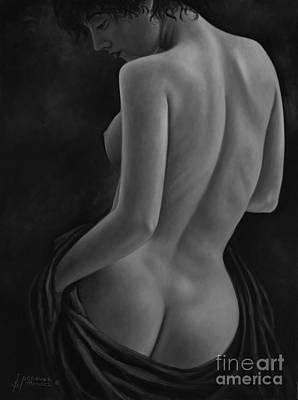 Red Silk Original by Ricardo Chavez-Mendez