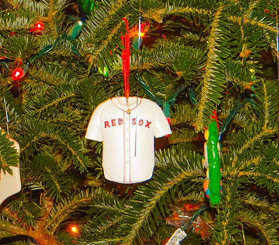 Red Sox Original by Dennis Dugan