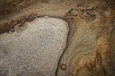 Art Rock Print by Dayne Reast