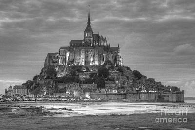 Saint Michael Photograph - Saint Michaels Mount by Heiko Koehrer-Wagner