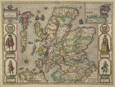 Scotland Print by British Library
