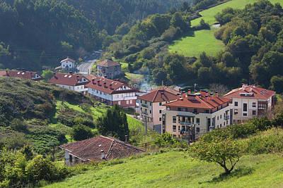Basque Photograph - Spain, Basque Country Region, Vizcaya by Walter Bibikow